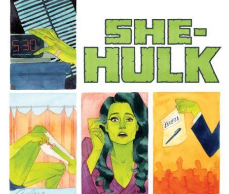 she hulk 2 cover